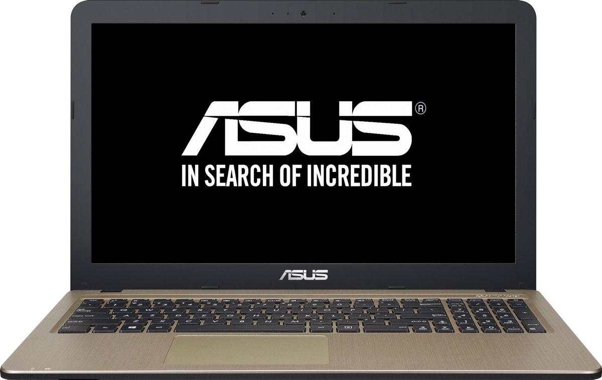 ASUS VivoBook Max X541NA (X541NA-GQ378 )X541NA-GQ378Asus X541NA (Xmas Edition) Intel N3350/4/500GB/DVD/15.6 HD/UMA/Wi-Fi/Dos