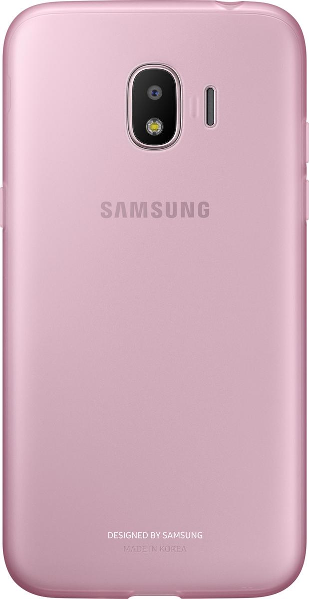 Samsung Jelly Cover чехол для Galaxy J2 (2018), Pink чехол накладка для iphone 6 ozaki o coat 0 3 jelly oc555tr пластик прозрачный