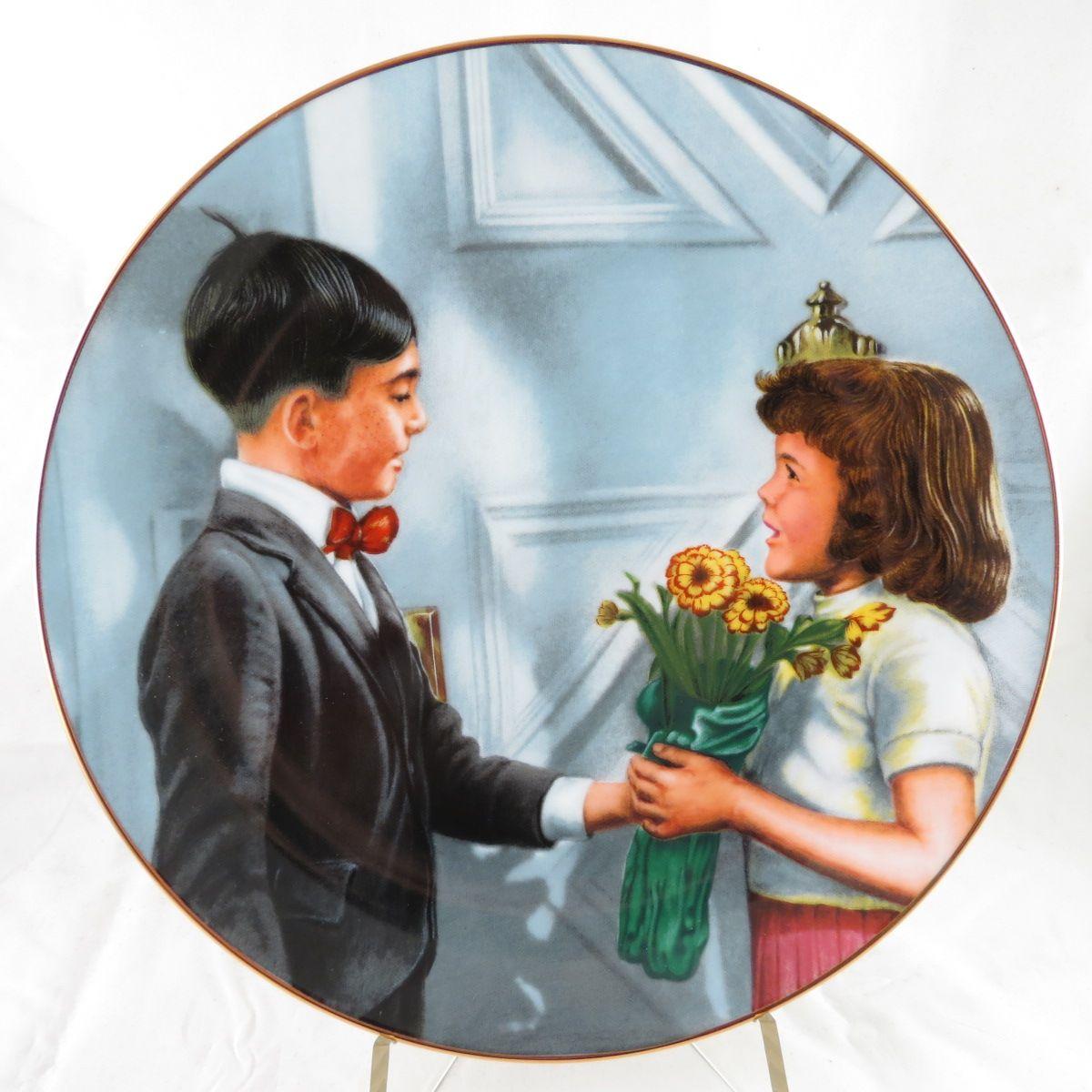 Декоративная коллекционная тарелка