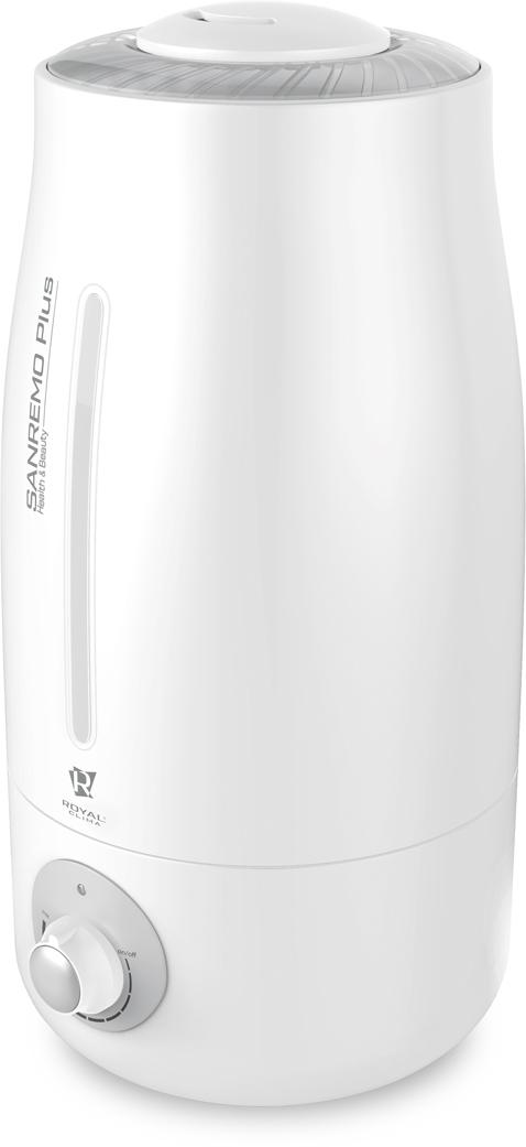 Royal Clima Sanremo Plus, White Gray ультразвуковой увлажнитель воздуха