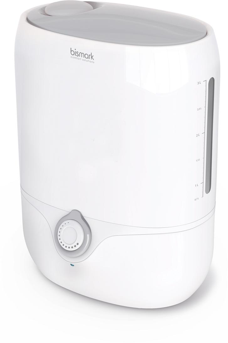 Bismark BH-U001-WT Nymphe ультразвуковой увлажнитель воздухаBH-U001-WT