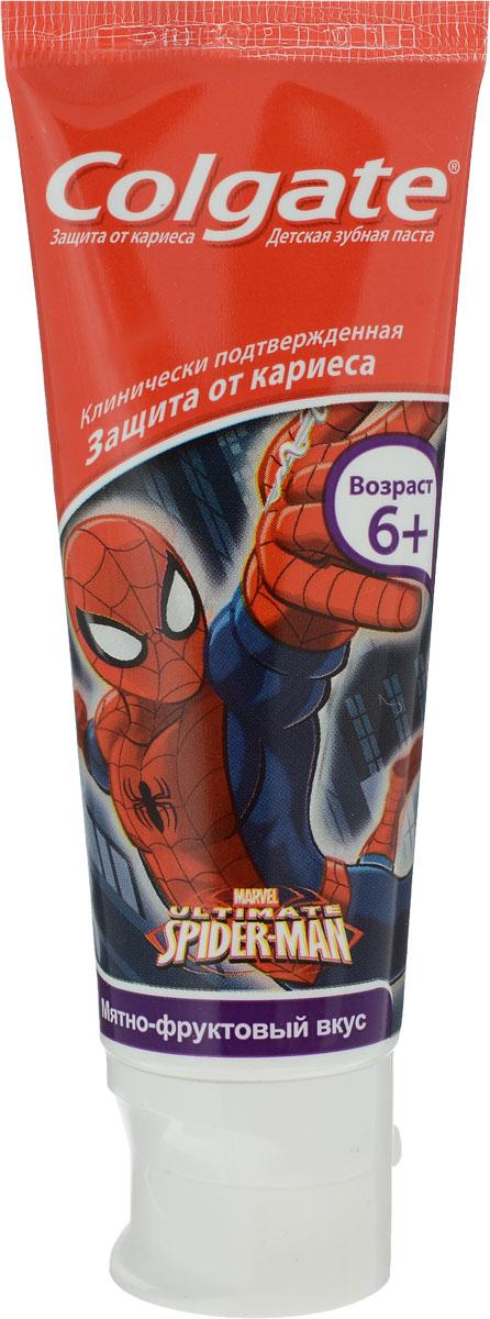 """Colgate Зубная паста детская """"Человек паук"""", 75 мл"""