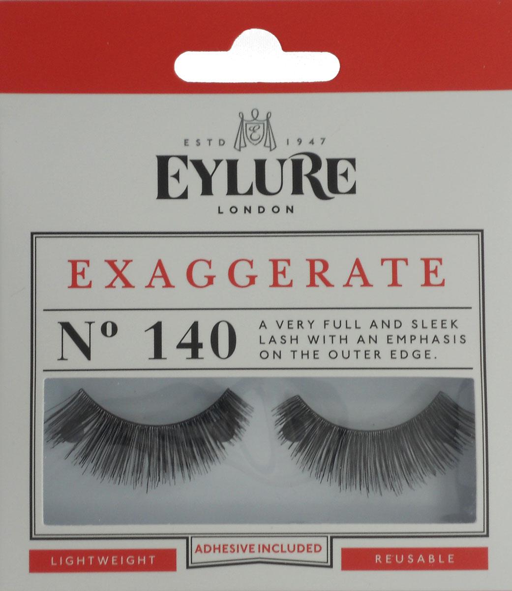 Eylure Накладные ресницы преувеличенные №1406001120Придают объем+длина, все эффекты сразу. Изящный и гладкий многослойный эффект.