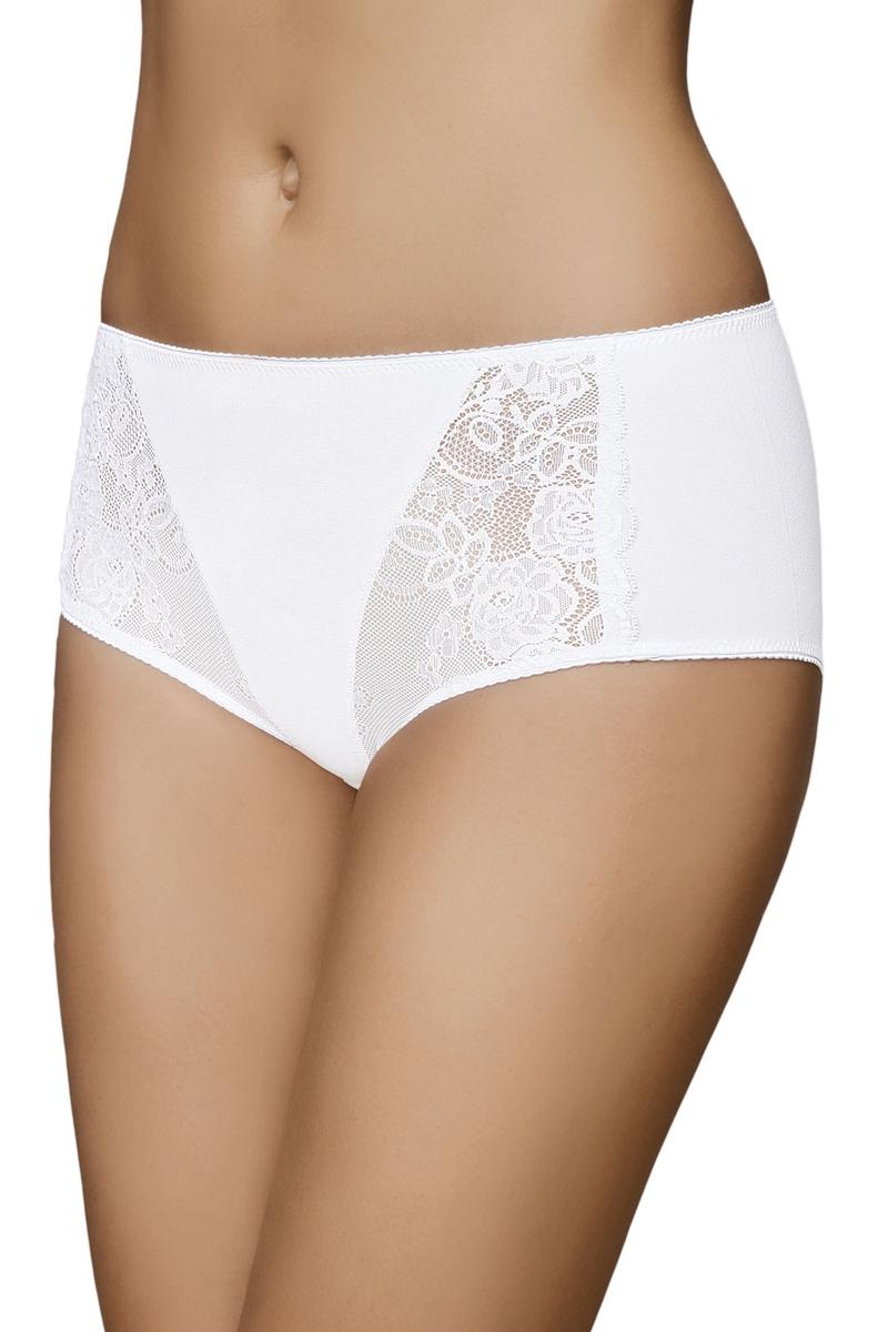 Трусы-слипы женские Sisi, цвет: Bianco (белый). SI5508. Размер 3XL (54) свитер blugirl свитер