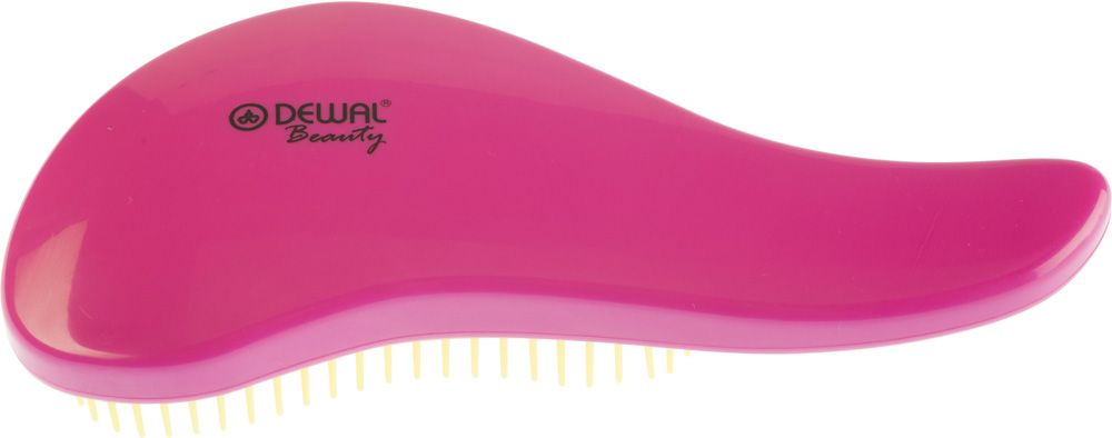 Dewal Beauty Щетка массажная, для легкого расчесывания волос, мини, цвет: розовый, желтыйDBT-04Щетка массажная Dewal Beauty DBT-04 – стильный вариант для качественной профессиональной укладки. Известный бренд Dewal Beauty предлагает достойную массажную щетку, рассчитанную для легкого и тщательного расчесывания и профессиональной укладки. Каждая прядь обязательно займет свое естественное положение, благодаря чему риск последующего спутывания волос полностью исключается. Массажная щетка отличается небольшим размером и легко поместиться даже в небольшой сумочке. Благодаря эргономичной ручке пользоваться данной расчёской легко и удобно, особенно это актуально для салонов и парикмахерских. Удобство расчесывания – это дополнительная забота о волосах, которые должны выглядеть безупречно. • Щётка легко и безболезненно расчесывают спутанные волосы, придавая им красивый и ухоженный вид, • идеально подходят для любых типов волос разной длины, • снимает чувство дискомфорта при расчесывании сухих или мокрых волос, • Незаменима для нанесения различных бальзамов и масок, • Яркий зелёный цвет и удобная эргономичная форма.