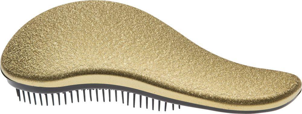 Dewal Beauty Щетка массажная, для легкого расчесывания волос, большая, цвет: золотистый, черныйDBT-08Щетка массажная Dewal Beauty DBT-10 – стильный вариант для качественной укладки. Известный бренд Dewal Beauty предлагает достойную массажную щетку, рассчитанную для легкого и тщательного расчесывания. Каждая прядь обязательно займет свое естественное положение, благодаря чему риск последующего спутывания волос полностью исключается. Благодаря эргономичной ручке пользоваться данной расчёской легко и удобно, особенно это актуально для салонов и парикмахерских. Удобство расчесывания – это дополнительная забота о волосах, которые должны выглядеть безупречно. • Щётка легко и безболезненно расчесывают спутанные волосы, придавая им красивый и ухоженный вид; • Идеально подходят для любых типов волос разной длины; • Снимает чувство дискомфорта при расчесывании сухих или мокрых волос; • Незаменима для нанесения различных бальзамов и масок; • Яркий розовый цвет с чёрной отделкой щетины;