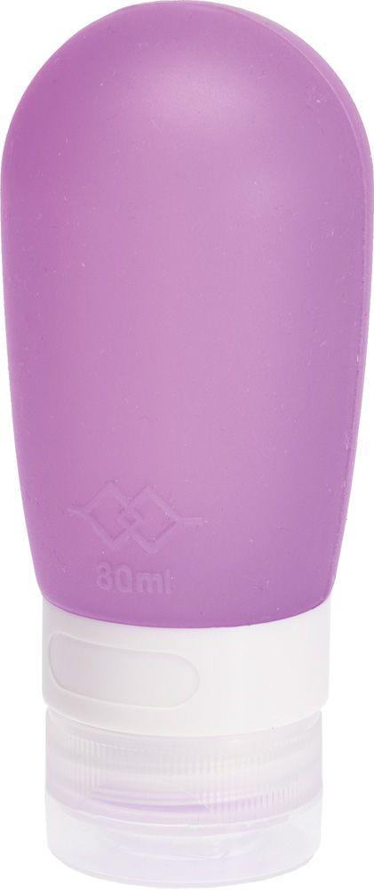 Dewal Beauty Дорожная баночка для путешествий, цвет: фиолетовый, 80 млDFZ-4Идеально подходит для деловых или личных поездок. Используйте ее для вашего шампуня, лосьона, кондиционера, солнцезащитного крема. Надежная герметизация разработана так, что жидкости из баночки не будут вытекать. Мягкая форма позволяет легко выдавить содержимое до последней капли.