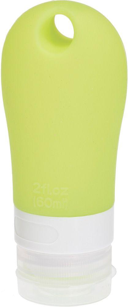 Dewal Beauty Дорожная баночка для путешествий, с отверстием, цвет: зеленый, 60 млDFZ-5Идеально подходит для деловых или личных поездок. Используйте ее для вашего шампуня, лосьона, кондиционера, солнцезащитного крема. Надежная герметизация разработана так, что жидкости из баночки не будут вытекать. Мягкая форма позволяет легко выдавить содержимое до последней капли. Данная модель баночки снабжена специальным отверстием для того что бы Вы могли легко повесить ее на крючок в ванной комнате.
