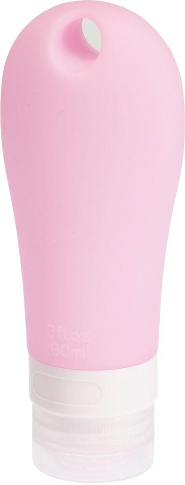 Dewal Beauty Дорожная баночка для путешествий, с отверстием, цвет: розовый, 90 млDFZ-6Идеально подходит для деловых или личных поездок. Используйте ее для вашего шампуня, лосьона, кондиционера, солнцезащитного крема. Надежная герметизация разработана так, что жидкости из баночки не будут вытекать. Мягкая форма позволяет легко выдавить содержимое до последней капли. Данная модель баночки снабжена специальным отверстием для того что бы Вы могли легко повесить ее на крючок в ванной комнате.