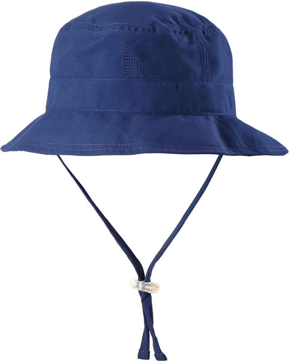 Панама детская Reima, цвет: синий. 5285316840. Размер 505285316840