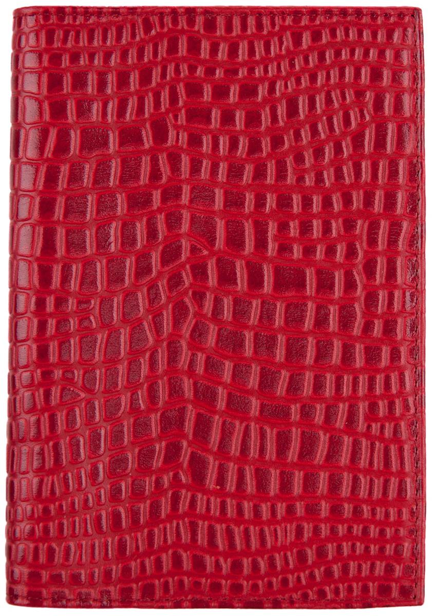 Обложка для автодокументов женская Alliance, цвет: красный. 0-251Натуральная кожаВнутри кожаный карман для визиток, с левой стороны пластик, комплектуется пластиковым вкладышем для водительских документов.