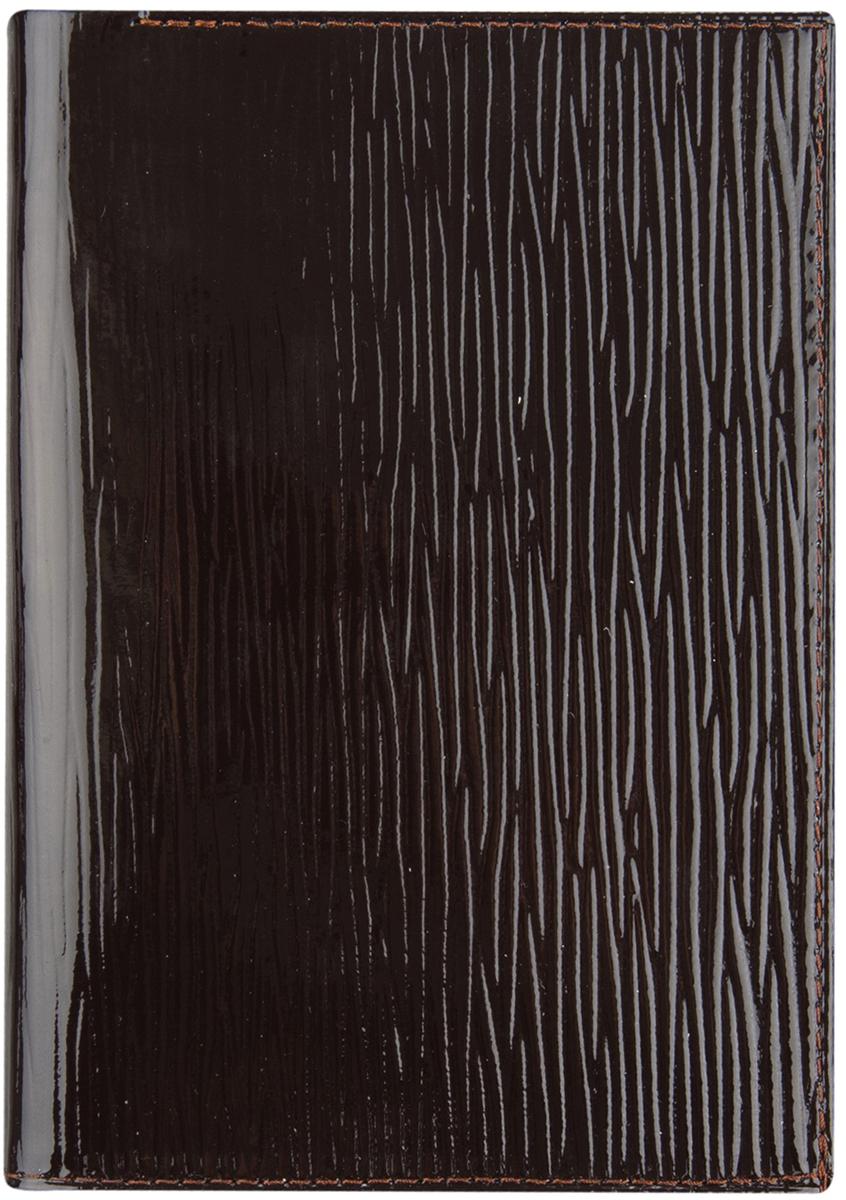 Обложка для паспорта мужская  Alliance , цвет: коричневый. 0-254-110 - Обложки для паспорта