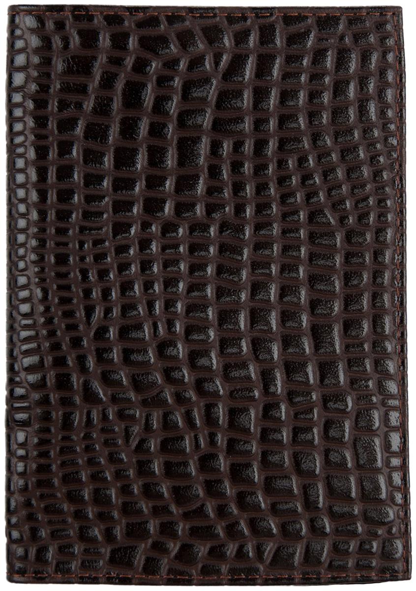 Обложка для автодокументов мужская Alliance, цвет: коричневый. 0-257Натуральная кожаВнутри с правой стороны кожаный карман с прорезными кармашками, с левой стороны пластиковые наборные кармашки (комплектуется пластиковым блоком для документов).