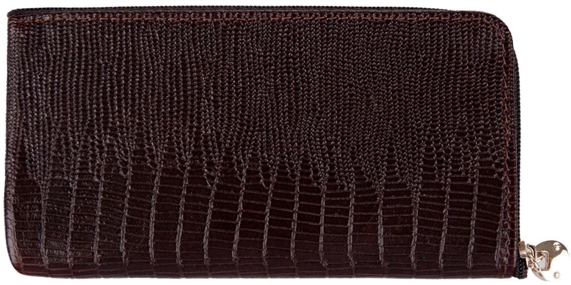 Чехол для мобильного телефона женский Alliance, цвет: коричневый. 0-708