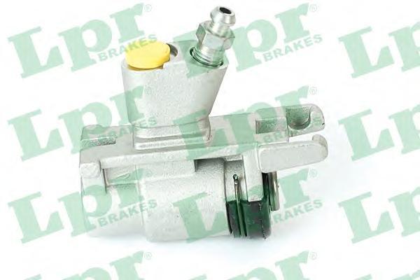 Колодки тормозные дисковые LPR / AP, комплект. 49804980