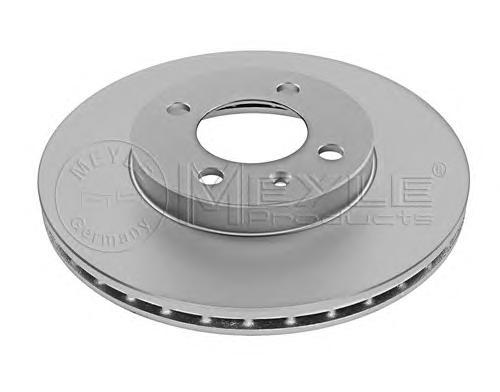 Диск тормозной Meyle, 2 шт. 1155211006/PD1155211006/PD