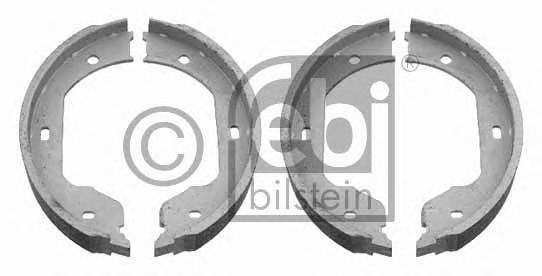 Колодки тормозные дисковые Febi, комплект. 2385123851