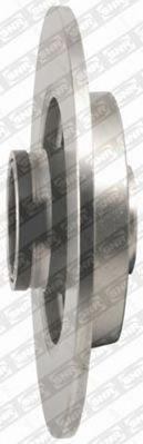 Диск тормозной Snr/Ntn, с интегрированным подшипником. KF15953UKF15953U