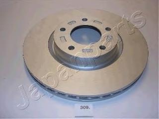 Диск тормозной Japanparts, 2 шт. DI-309DI-309