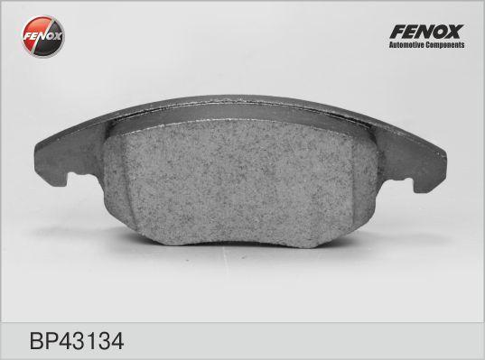 Колодки тормозные дисковые Fenox. BP43134BP43134