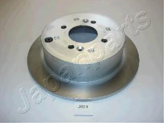 Диск тормозной Japanparts, 2 шт. DP-H01DP-H01