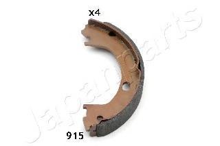 Колодки тормозные дисковые Japanparts, комплект. GF-915AFGF-915AF