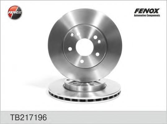 Диск тормозной Fenox, 2 шт. TB217196TB217196