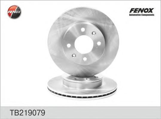 Диск тормозной Fenox, 2 шт. TB219079TB219079