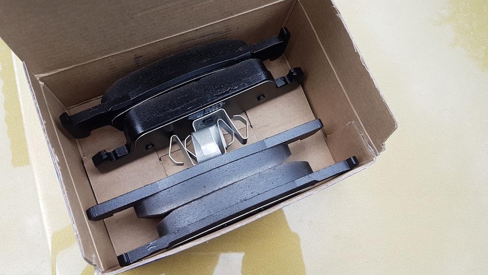 Колодки тормозные дисковые Sangsin, передние. SP1787SP1787