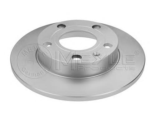 Диск тормозной Meyle, 2 шт. 1155231111/PD1155231111/PD