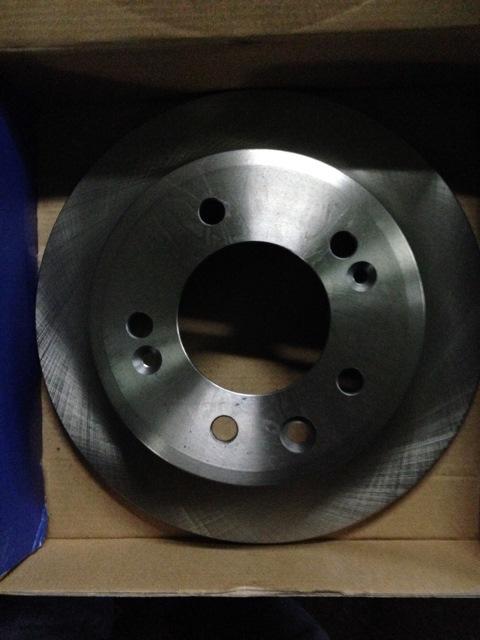 Диск тормозной Sangsin Brake. SD1081SD1081