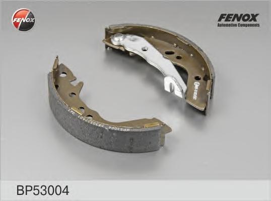 Колодки тормозные барабанные Fenox. BP53004BP53004