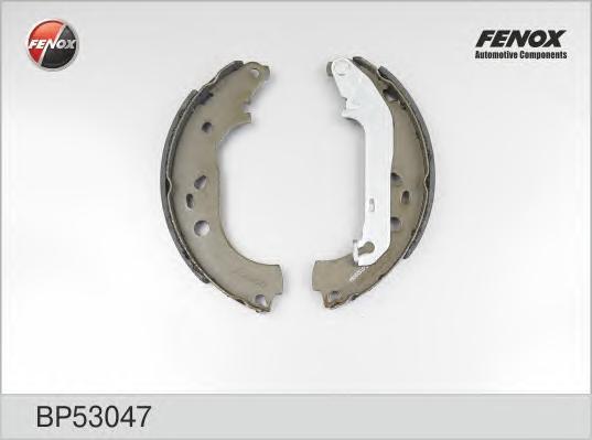 Колодки тормозные барабанные Fenox. BP53047BP53047