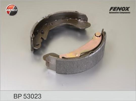 Колодки тормозные барабанные Fenox. BP53023BP53023