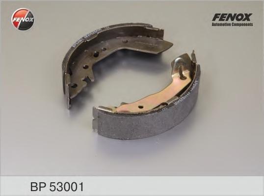 Колодки тормозные барабанные Fenox. BP53001BP53001