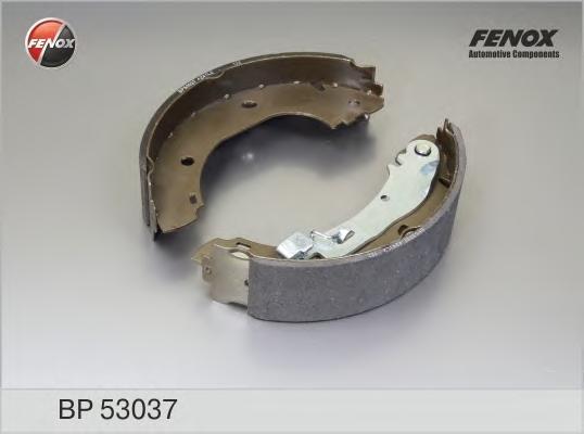 Колодки тормозные барабанные Fenox. BP53037BP53037