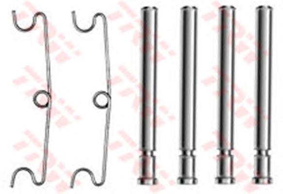 Комплект монтажный TRW, для тормозных колодок. PFK319PFK319