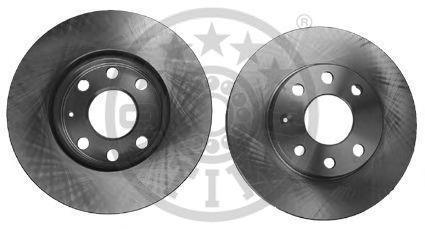 Диск тормозной Optimal, 2 шт. BS-0610BS-0610