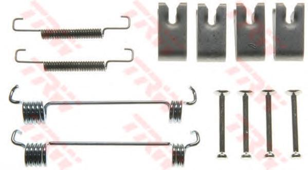Комплект монтажный TRW, для тормозных колодок. SFK403SFK403