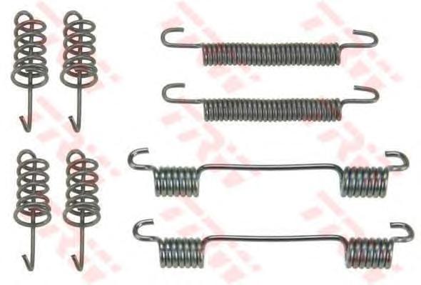 Комплект монтажный TRW, для тормозных колодок. SFK309SFK309
