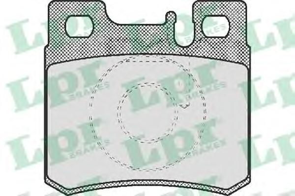 Колодки тормозные дисковые LPR / AP. 05P42805P428
