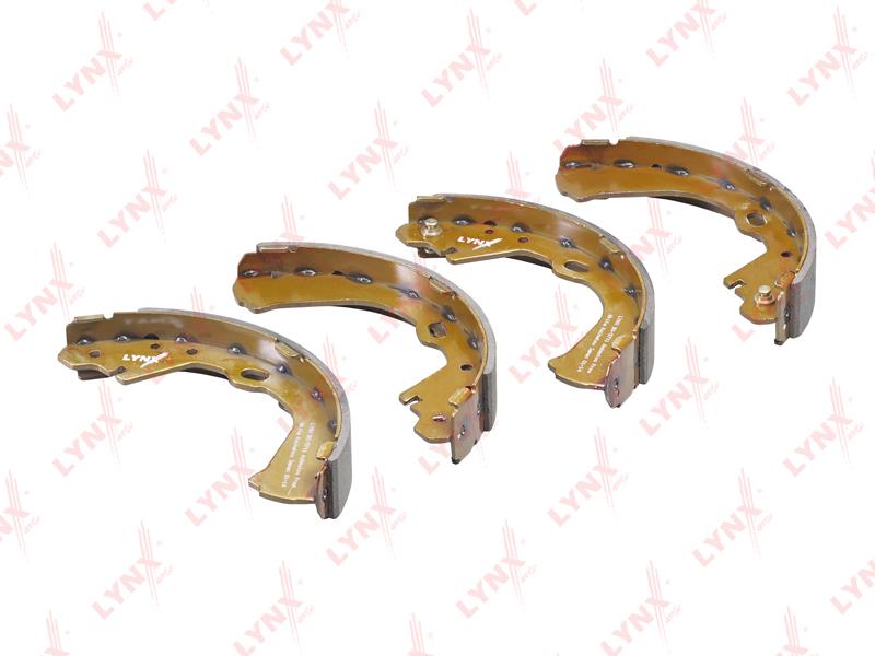 Колодки тормозные дисковые Lynx, задние. BS-5711BS-5711