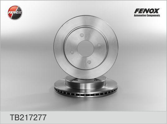 Диск тормозной Fenox, 2 шт. TB217277TB217277