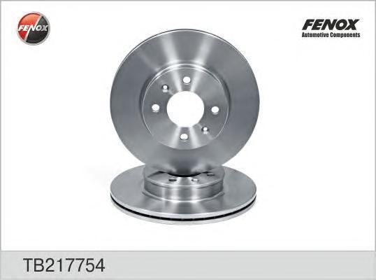 Диск тормозной Fenox, 2 шт. TB217754TB217754