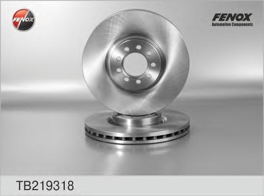 Диск тормозной Fenox, 2 шт. TB219318TB219318