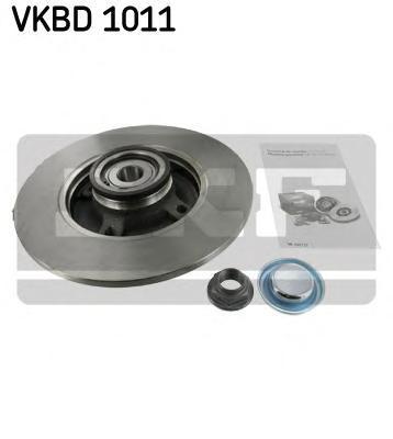 Диск тормозной Skf. VKBD1011VKBD1011