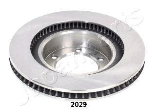 Диск тормозной Japanparts, 2 шт. DI-2029DI-2029