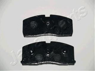 Колодки тормозные дисковые Japanparts, комплект. PA-023AFPA-023AF