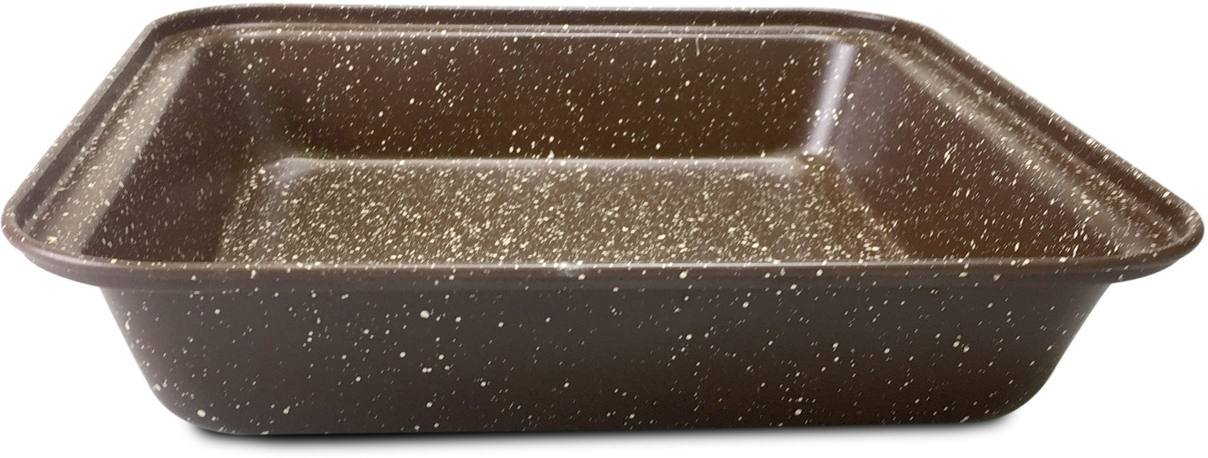 Форма для кекса Moulinvilla Вrownstone, 23 х 22 х 5 смBBWP-024Долговечное, устойчивое к повреждениям, износостойкое; Легко моется, готовит без масла, равномерно распределяет тепло; Можно мыть в посудомоечной машине.