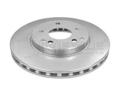 Диск тормозной Meyle, 2 шт. 0155212035/PD0155212035/PD